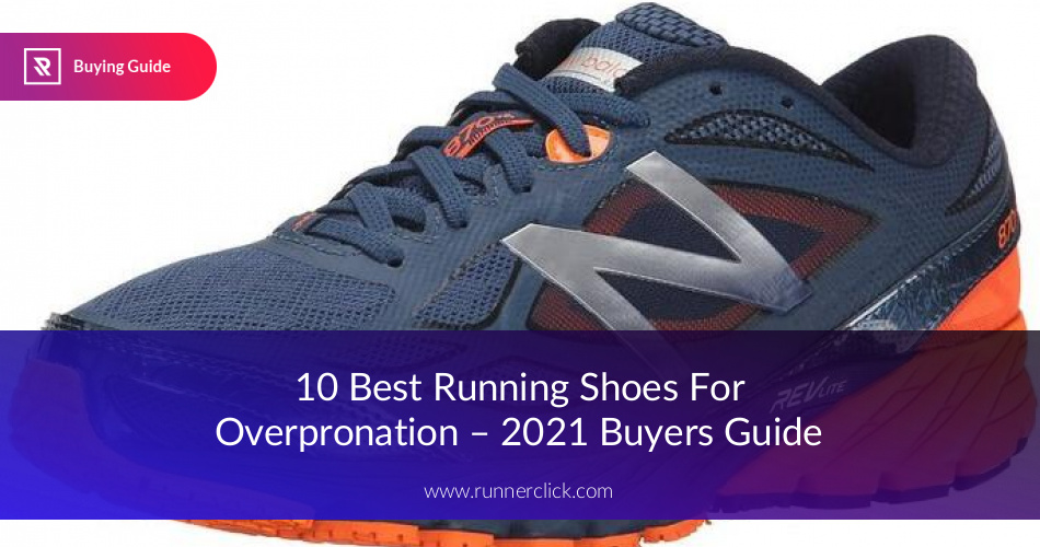 Best Mens Running Shoe For Over Supination