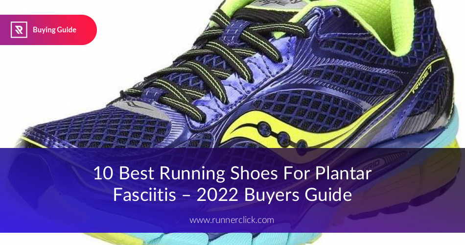 Walking Shoes Or Running Shoes For Plantar Fasciitis
