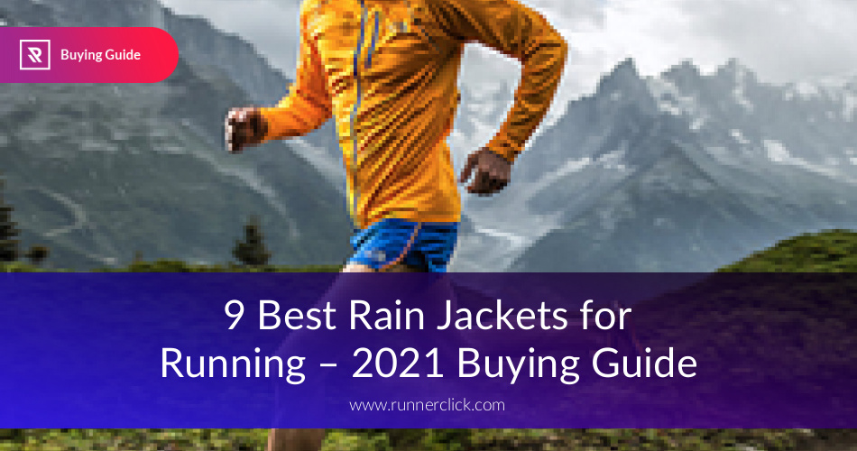 10 Best Rain Jackets for Running Reviewed in 2017 | RunnerClick