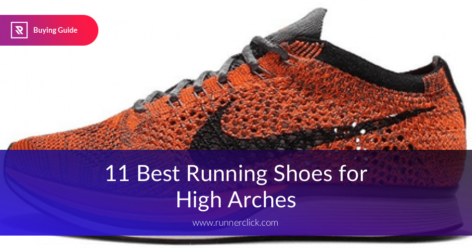 Running Shoes for High Arch: