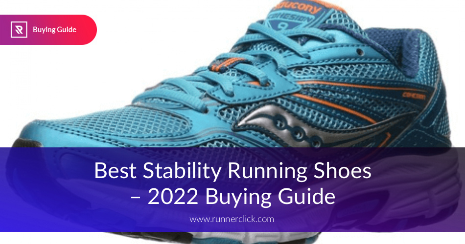 acf8e80fd4416 Best Stability Running Shoes 2019 - Supportive Running Shoes ...