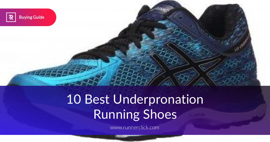 Running Shoes Underpronation Asics
