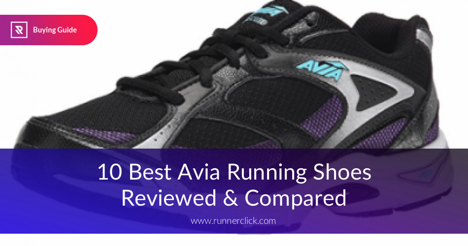 0f255e969d881 The Best Avia Running Shoes Reviewed in 2019