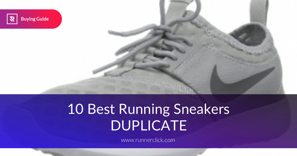 on sale 30f8d af220 Best Running Sneakers Reviewed  Compared in 2019  RunnerClic