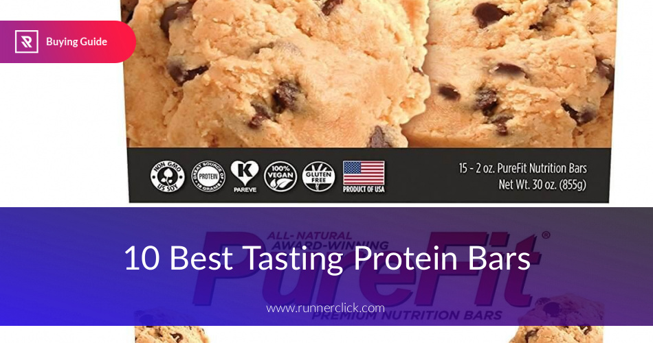 Best Tasting Protein Bars Reviewed in 2019 | RunnerClick
