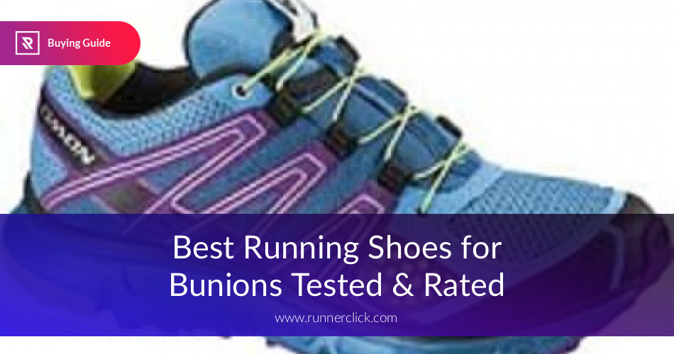 Best Running Shoes for Bunions Reviewed | RunnerClick
