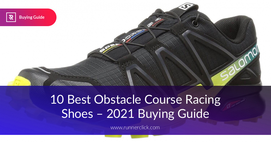Best Obstacle Course Racing Shoes Reviewed   RunnerClick