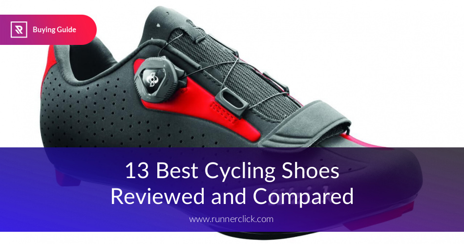 10 Best Cycling Shoes Reviewed and Compared | RunnerClick
