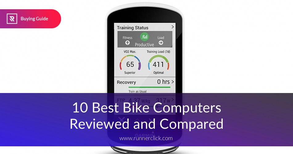 Best Bike Computers Reviewed & Compared | RunnerClick