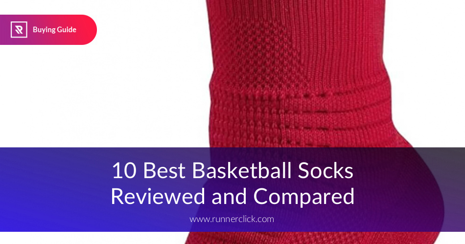 e4f57f9de02 10 Best Basketball Socks Reviewed & Compared | RunnerClick