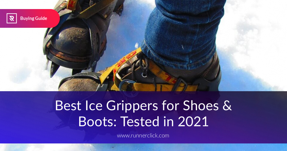 09666d2a7473 10 Best Ice Cleats Reviewed & Rated in 2019 | RunnerClick
