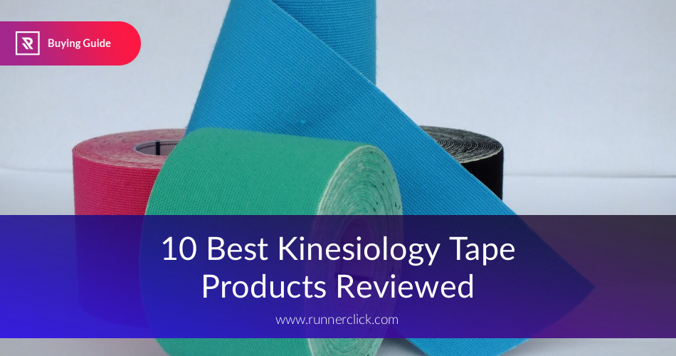Best Kinesiology & Musicle Tape Reviewed in 2019 | RunnerClick