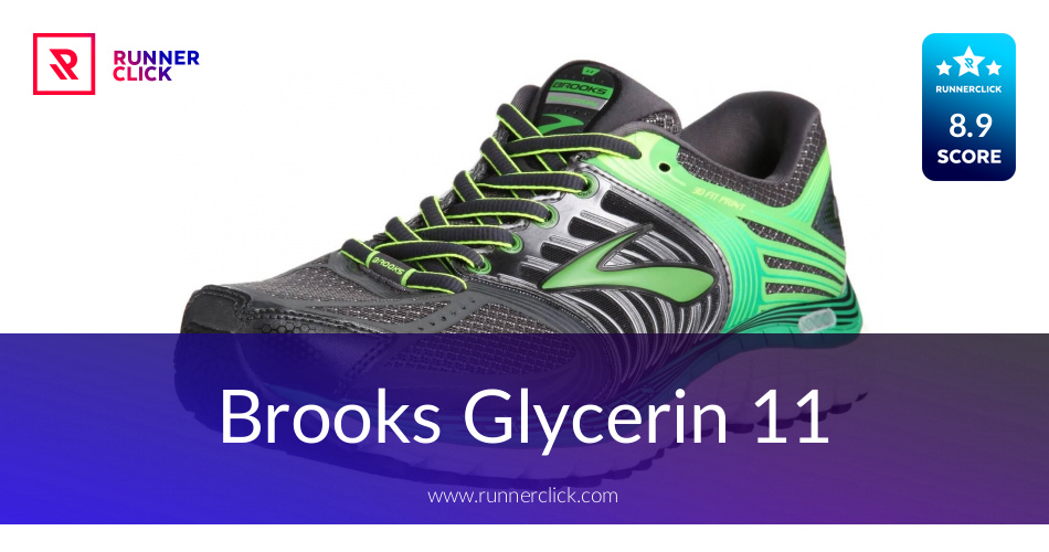 glycerin 11 shoes