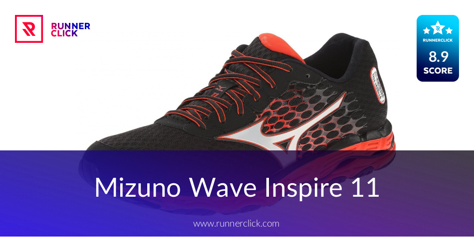 Mizuno Wave Inspire 11 - To Buy or Not in June 2018?