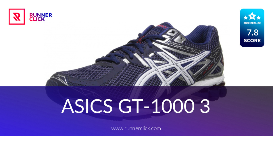 ASICS GT-1000 3 Reviewed - To Buy or Not in June 2018?