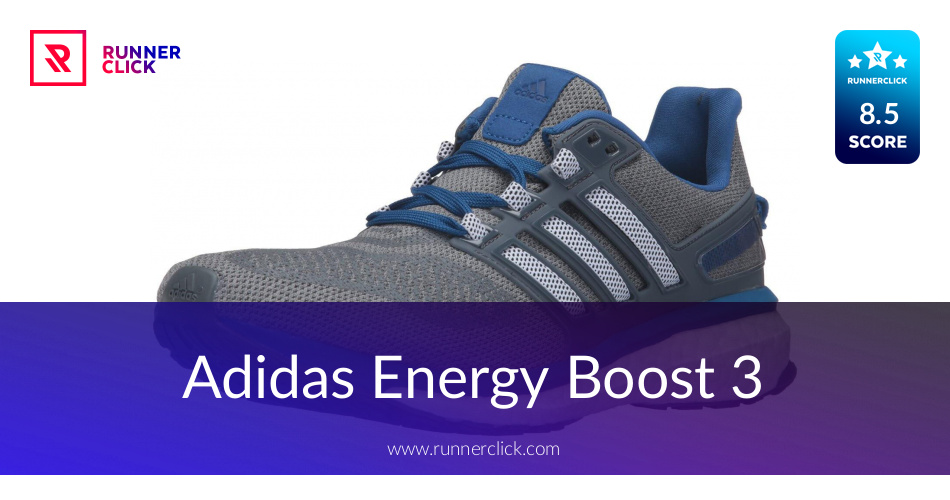 Adidas Energy Boost 3 Review - Buy or Not in June 2018?