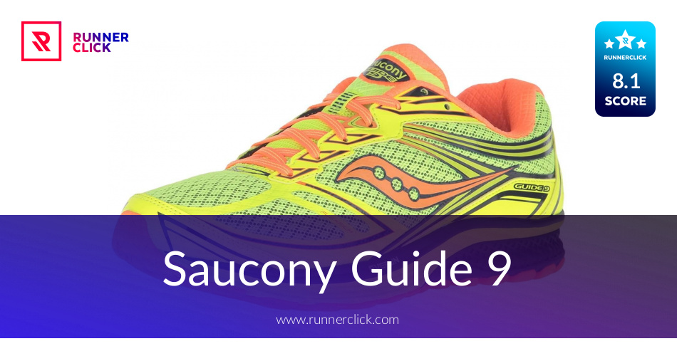 Saucony Guide 9 Reviewed - To Buy or Not in June 2018?