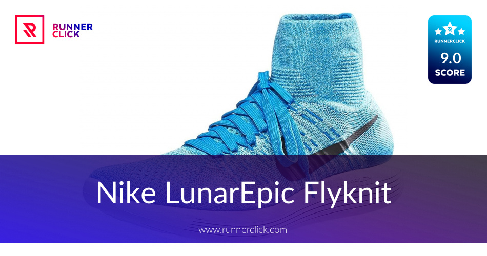 cc60b4d0ed70 Nike LunarEpic Flyknit Review - Buy or Not in May 2019