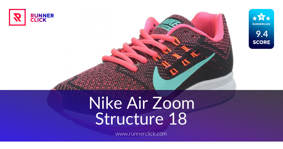 Nike Air Zoom Structure 18 - To Buy or Not in June 2018?