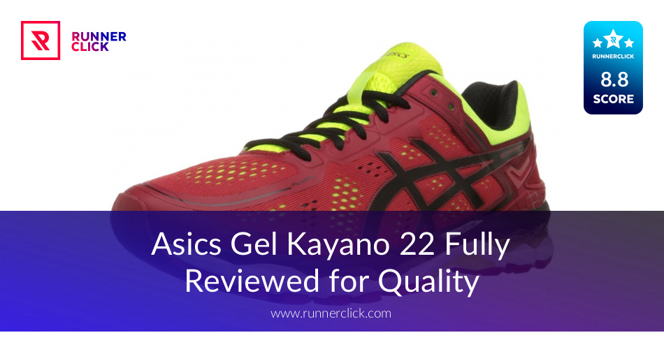 Asics Gel Kayano 22 Review - To Buy or Not in June 2018?