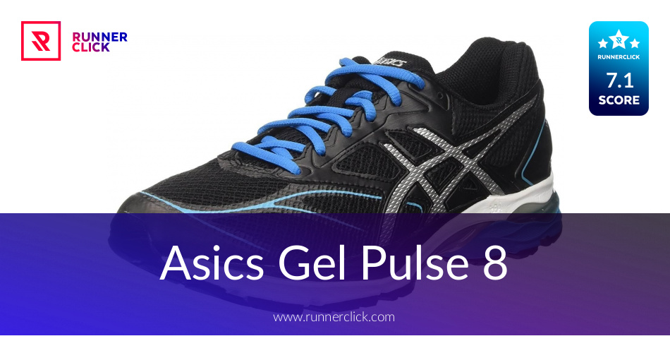 avis asics gel pulse