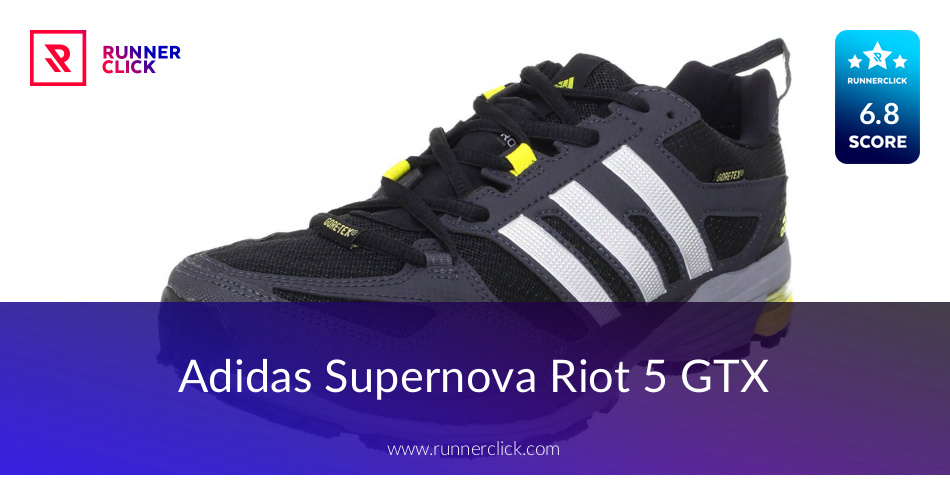 214a166bab443 Adidas Supernova Riot 5 GTX - To Buy or Not in May 2019