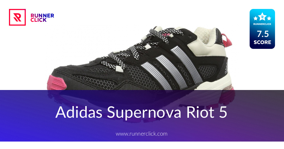 6dd63115ae48d Adidas Supernova Riot 5 - To Buy or Not in May 2019