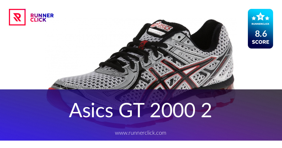Asics GT 2000 2 Reviewed - To Buy or Not in June 2018?