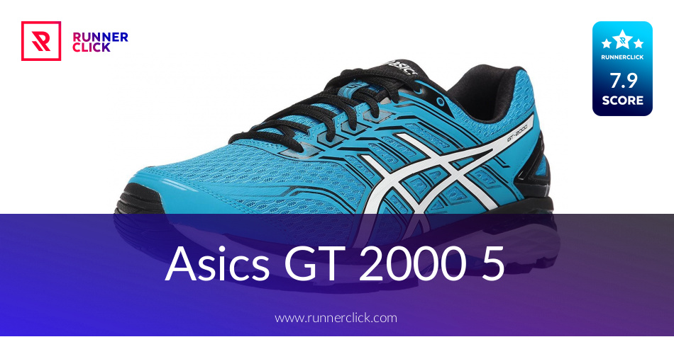 Asics GT 2000 5 Reviewed - To Buy or Not in June 2018?
