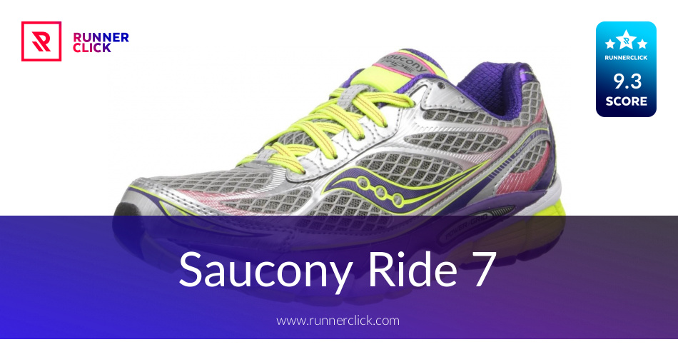 Saucony Ride 7 Reviewed - To Buy or Not in June 2018?