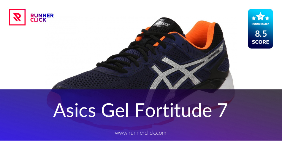 Asics Gel Fortitude 7 Review