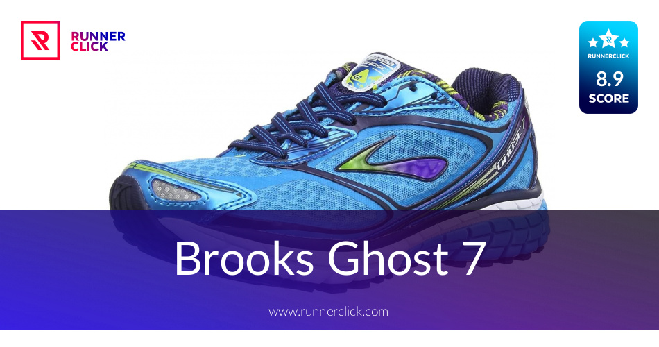 da727ddf1f78c Brooks Ghost 7 Reviewed - To Buy or Not in May 2019