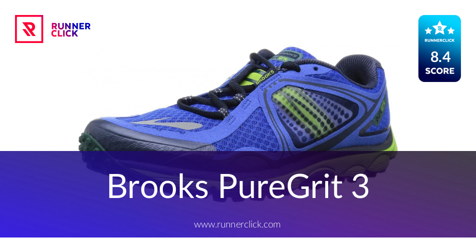 42bc2b571534f Brooks PureGrit 3 Reviewed - To Buy or Not in Apr 2019