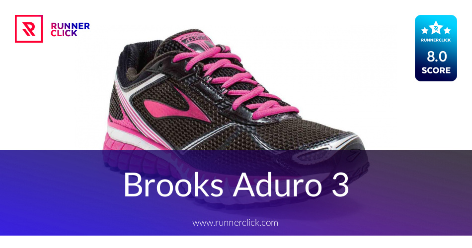 0187e66b463 Brooks Aduro 3 Reviewed - To Buy or Not in May 2019