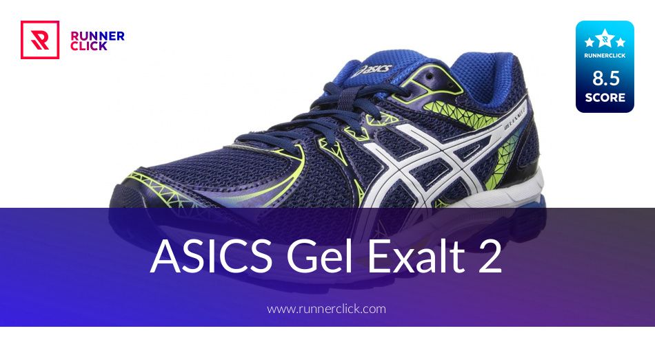 ASICS Gel Exalt 2 Reviewed - To Buy or Not in June 2018?