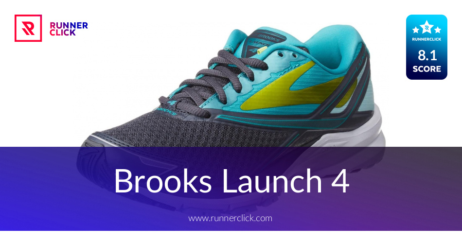 Brooks Launch 4 Reviewed