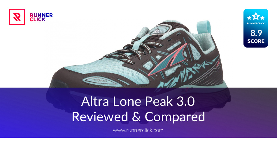 Altra Lone Peak 3.0 Review - To Buy or Not in June 2018?