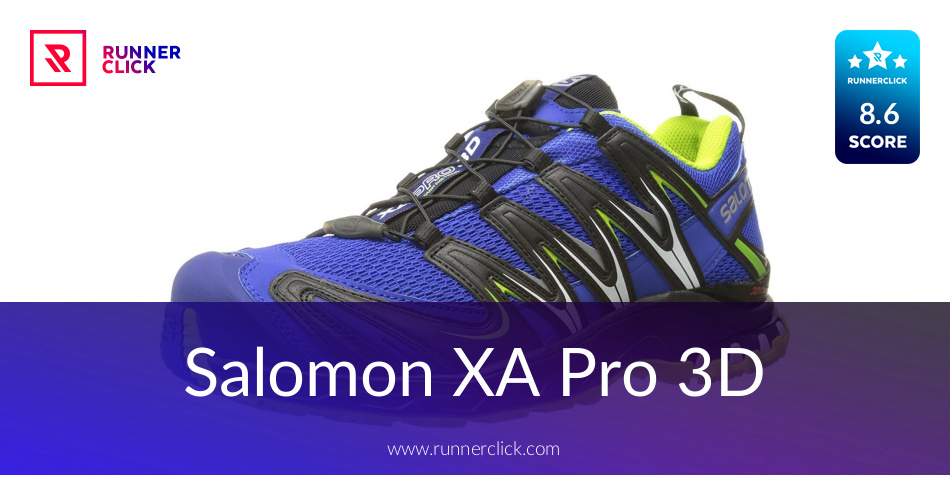 Salomon XA Pro 3D Reviewed - To Buy or Not in June 2018?