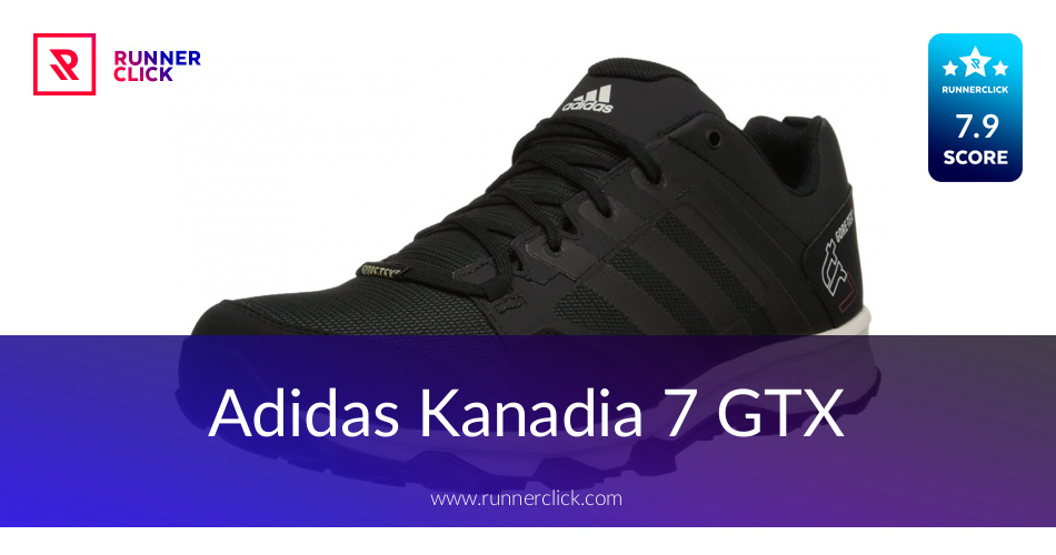 Adidas Kanadia 7 GTX Review - Buy or Not in June 2018?