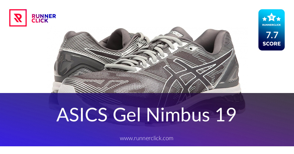 ASICS Gel Nimbus 19 Review - To Buy or Not in July 2018?