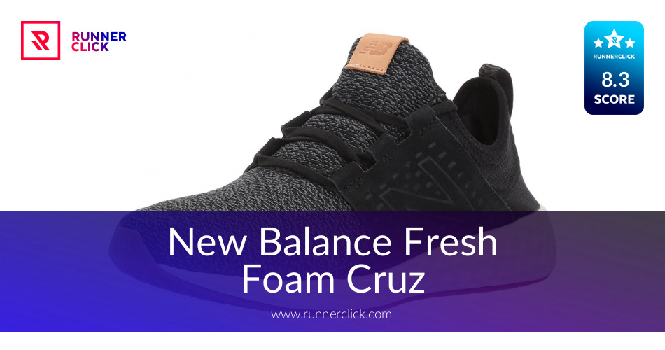 de5469c819736 New Balance Fresh Foam Cruz - To Buy or Not in Aug 2019?
