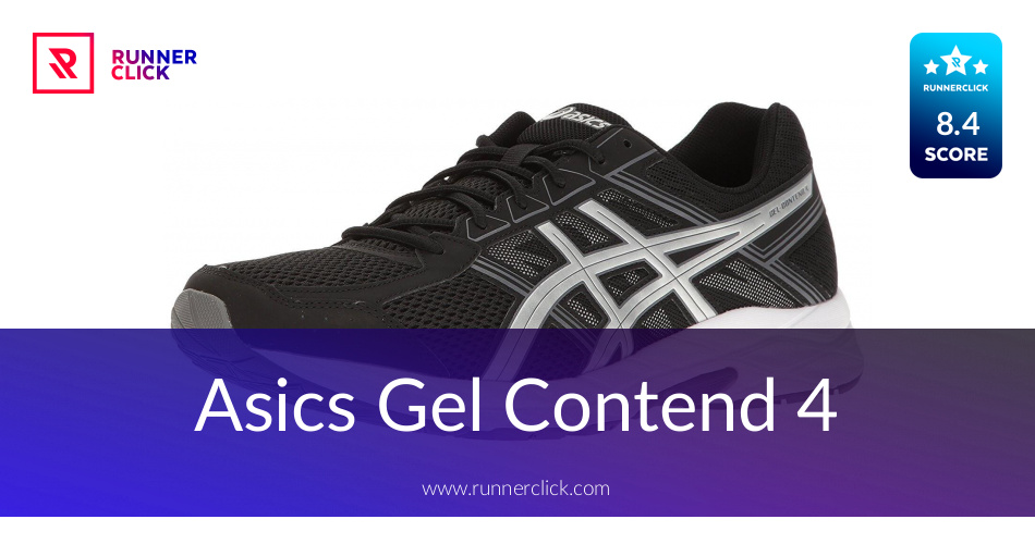 Asics Gel Contend 4 Review - To Buy or Not in July 2018?