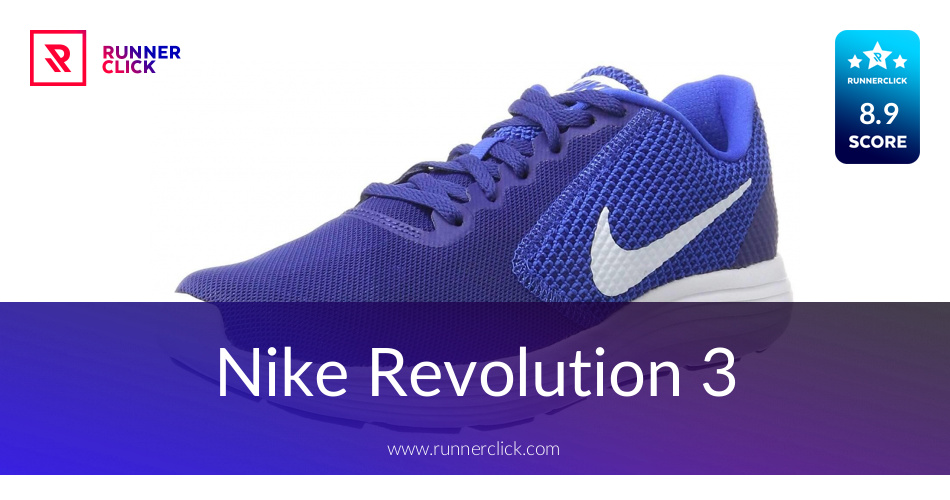 Nike Revolution 3 Reviewed - To Buy or Not in June 2018?