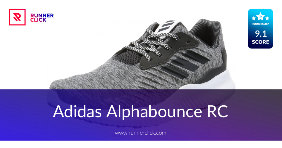 479a4188d Adidas Alphabounce RC Review - Buy or Not in May 2019