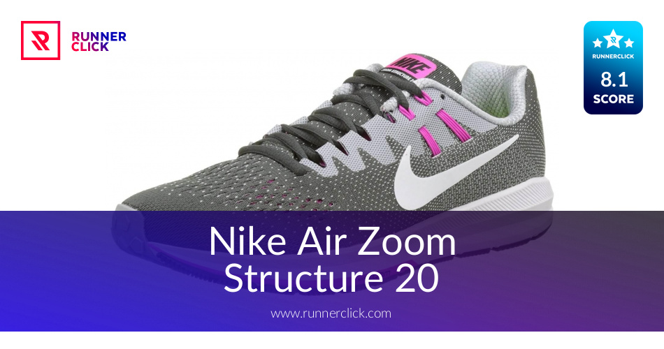 2edd762ec88a0 Nike Air Zoom Structure 20 - To Buy or Not in May 2019