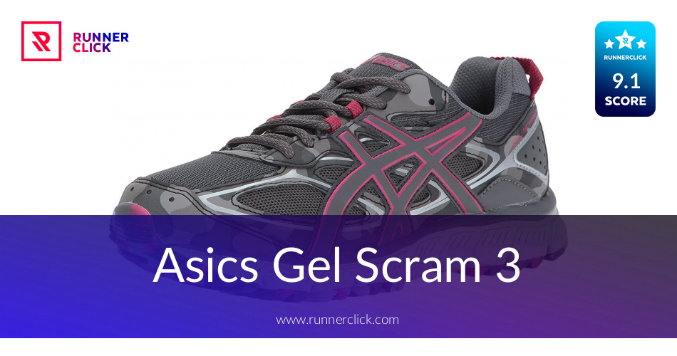 Asics Gel Scram 3 Reviewed - To Buy or Not in June 2018?