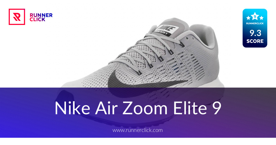 newest b72d6 f80f0 Nike Air Zoom Elite 9 Review - Buy or Not in Sep 2019?
