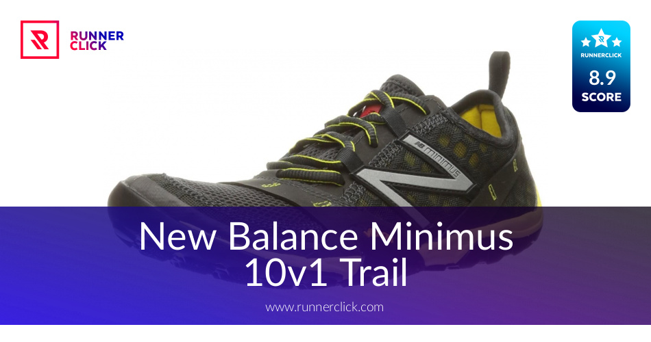 New Balance Minimus 10v1 Trail - in June 2018?