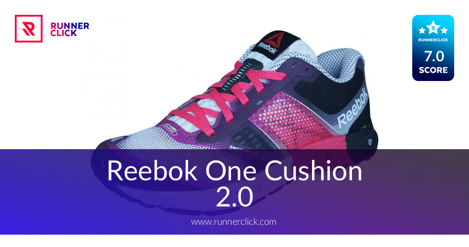 ca3c0b08817 Reebok One Cushion 2.0 Review - Buy or Not in Mar 2019