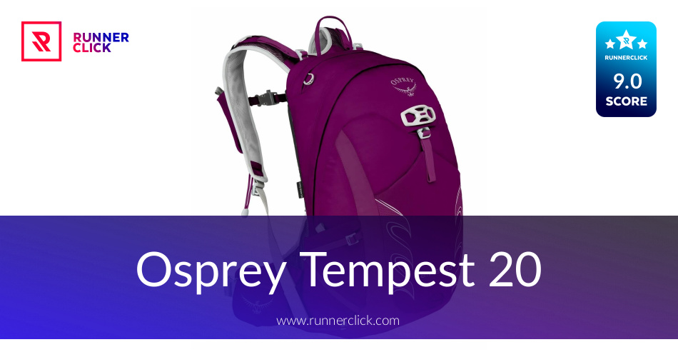 Osprey Tempest 20 Reviewed - To Buy or Not in July 2018?